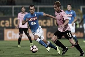 El Nápoles se impone en el Renzo Barbera en 20 minutos