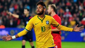 Brésil reçu 5 sur 5