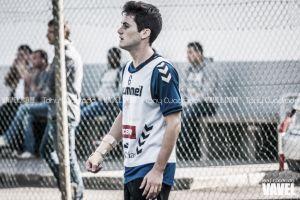 Igor Arnáez no estará ante el Albacete