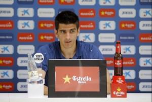 """Gerard Moreno: """"El partido del Sevilla es una final para nosotros"""""""