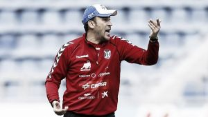 """Raúl Agné: """"No podemos jugar para los rivales"""""""