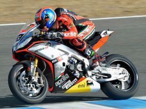 SBK Jerez gara 2: bis per Melandri