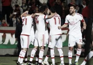 El Benfica, a un paso del título liguero
