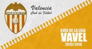 Valencia 2015/2016: la vuelta de un grande