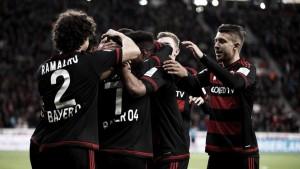 El Leverkusen derrota al Wolfsburgo y duerme en puesto de Champions