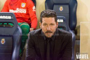 """Simeone: """"Cuando uno juega mal es porque el otro lo hizo bien"""""""
