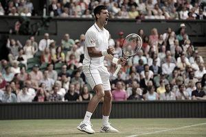 Novak Djokovic, del susto a la victoria