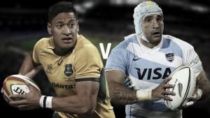 Wallabies vs Los Pumas: los dos quieren ganar