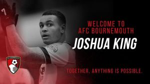 Bournemouth announce Joshua King capture