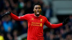 Sturridge sidelined for up to a month with calf injury