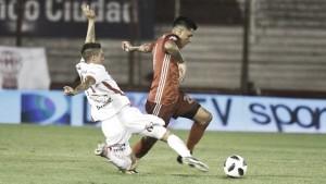 Con poco fútbol, Huracán venció a River