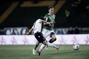 Il Bologna espugna il Partenio: 0-1