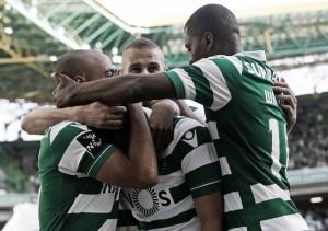 El Sporting sentencia al União de Madeira y se acostará líder