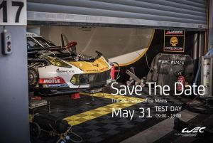 FIA WEC LM24: Test Day Preview