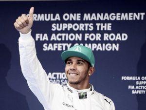 "Lewis Hamilton: ""Estoy orgulloso del equipo"""