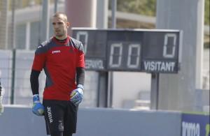 """Pau López: """"La gente que no es del Espanyol no sabe lo qué significa para nosotros"""""""