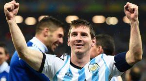 Messi tra Maradona e la storia