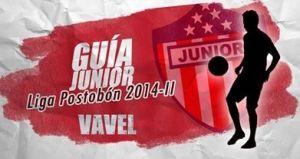 Guía VAVEL Liga Postobón 2014-II: Atlético Junior
