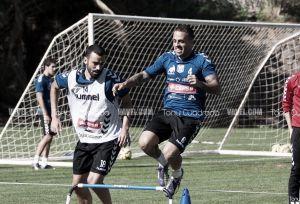 """Vitolo: """"Fuimos competitivos y respondimos muy bien"""""""