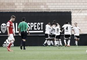 Valencia Mestalla - Barcelona 'B': duelo por salir del pozo