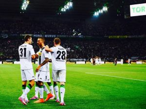 German clubs face contrasting Europa League groups