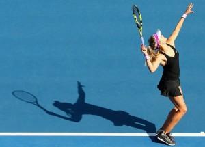 WTA Hobart: Eugenie Bouchard Defeats Alison Van Uytvanck In Titanic Battle