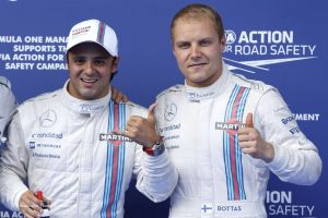 Williams Retain Massa And Bottas For 2015