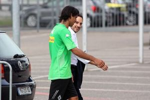 Jorge Benitez Gladbach move off