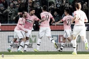 La Juventus remata al Udinese en 45 minutos