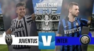 Juventus Vs Inter in diretta, live semifinale d'andata Tim Cup 2015/2016 (3-0): la Juve vede la finale grazie a Morata e Dybala