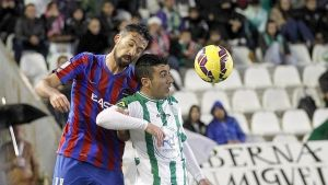 Córdoba C.F - Levante U.D, puntuaciones del Córdoba, jornada 15