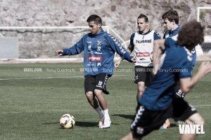 Uli Dávila se desvincula del Tenerife y pone rumbo a Portugal