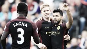 El Manchester City sentencia el duelo a la contra