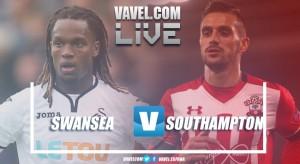 Resumen Swansea City 0-1 Southampton en Premier League 2018