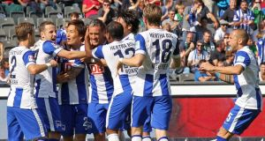 Plenty buys and bye-byes in busy summer window for Hertha Berlin