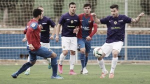 El Atlético Levante sucumbe ante un gris Hércules