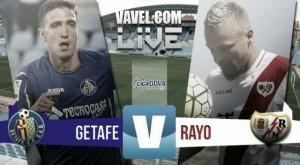 Resultado Getafe - Rayo Vallecano en Copa del Rey 2015 (3-1): dulce derrota vallecana