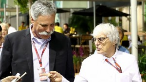 Bernie Ecclestone replaced as Formula One CEO by Chase Carey