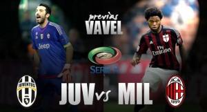 Juventus - AC Milan: clásico del futbol italiano
