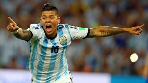 Rojo apologises after pushing for United move