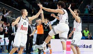 Real Madrid - Dinamo Sassari: rival propicio para seguir con su buena racha