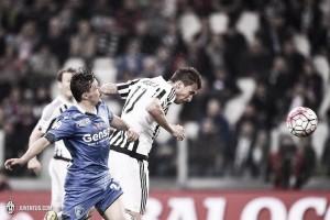 La Juventus gana con lo justo