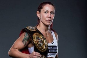 "Invicta FC 15: Cristiane ""Cyborg"" Justino KOs Daria Ibragimova In 1st Round, Defends Featherweight Belt For 4th Time"
