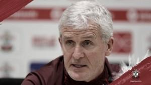 """Mark Hughes: """"Mis jugadores tienen que disfrutar del desafío"""""""