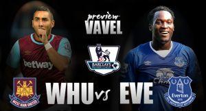 West Ham - Everton: lucha por Europa en Boleyn Ground