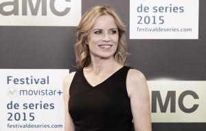 Kim Dickens ('Fear TWD') traslada su universo zombie al Festival de Series de Movistar +
