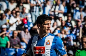 """Gerard Moreno: """"Esta victoria era para la afición, que han estado con nosotros en una temporada que no ha sido buena"""""""