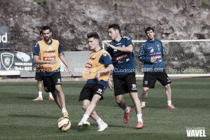 Diecinueve futbolistas viajan a Albacete