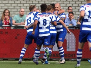 Playoffs Eredivisie: vincono le big, sperano Eagles e Eindhoven