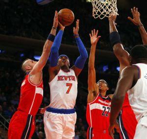 Wizards Fall To Knicks In Preseason Finale